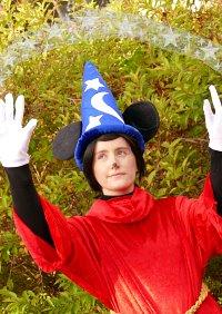 Cosplay-Cover: Micky, der Zauberlehrling (Fantasia)