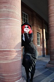 Cosplay-Cover: Mad Hatter / Belial