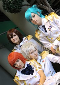 Cosplay-Cover: Mikaze Ai [Shining All Star]