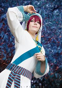 Cosplay-Cover: Yona Hime [ヨナ] Sworddancer