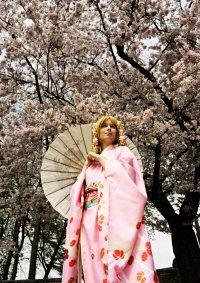 Cosplay-Cover: Mami Tomoe - Kimono Version