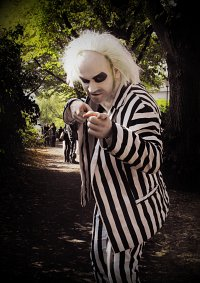 Cosplay-Cover: Beetlejuice