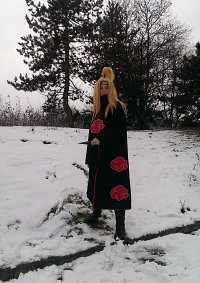 Cosplay-Cover: Deidara