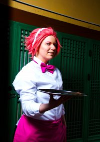 Cosplay-Cover: Ryuu Zaõ - Waiter