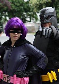 Cosplay-Cover: Big Daddy (Kick-Ass)
