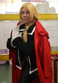 Cosplay-Cover: Edward Elric (Standard)