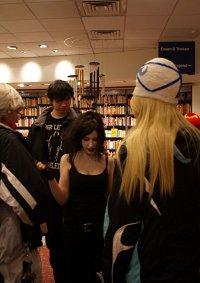 Cosplay-Cover: Death (The Sandman)