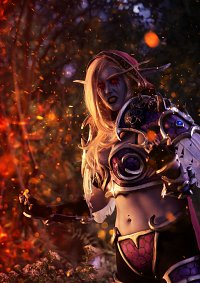 Cosplay-Cover: Sylvanas Windrunner (Heroes of the Storm)