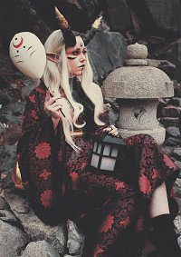 Cosplay-Cover: Yokai Geisha