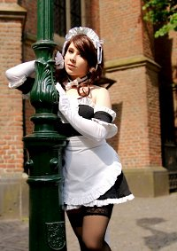 Cosplay-Cover: Anna Kurauchi