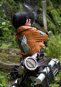 Cosplay-Cover: Mikasa Ackerman (ミカサ・アッカーマン) [Scouting Legion]