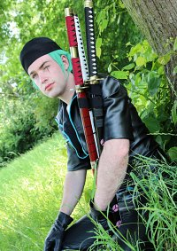 Cosplay-Cover: Roronoa Zoro  (ロロノア・ゾロ) [Gold Movie]