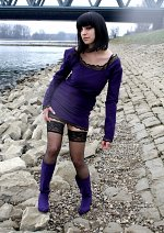 Cosplay-Cover: Nico Robin [Thriller Bark]