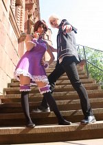 Cosplay-Cover: Yuuki Cross [Violett Dress]