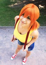 Cosplay-Cover: Kasumi / Misty [Kanto]