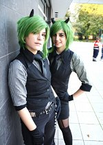 Cosplay-Cover: Gumo 『Poker Face』