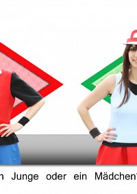 Cosplay-Cover: Red Game Version FR/LG