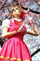 Cosplay-Cover: Sakura Kinomoto [Opening Dress]