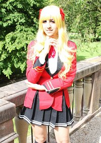 Cosplay-Cover: Erika Sendou