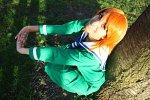 Cosplay-Cover: Sora Takenouchi [Zero Two]