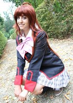 Cosplay-Cover: Rin Natsume