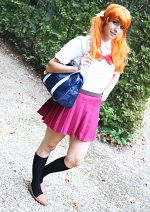 "Cosplay-Cover: Naruko ""Anaru"" Anjou"