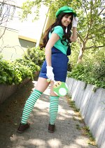 Cosplay-Cover: Luigi [Female]