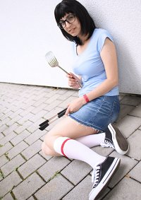 Cosplay-Cover: Tina Ruth Belcher [Bob's Burgers]
