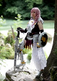 Cosplay-Cover: Lightning Farron [Final Fantasy XIII-2]