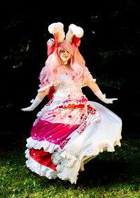 Cosplay-Cover: Rabi~en~Rose [Fanart 'Pink Bunny Princess']