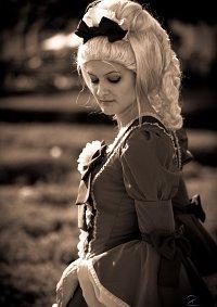 Cosplay-Cover: Königin Marie Antoinette