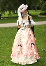 Cosplay-Cover: Ciel Phantomhive [pink ball gown]