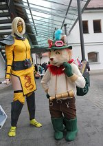 Cosplay-Cover: Captain Teemo
