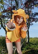 Cosplay-Cover: Kousaka Honoka ~Heart on my Sleeve Event Ver.~