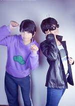 Cosplay-Cover: Matsuno Karamatsu ~Clothes Changing~