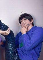 Cosplay-Cover: Matsuno Karamatsu ~Blue Sweater~