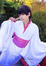 Cosplay-Cover: Todomatsu Matsuno ~Snow Yokai~