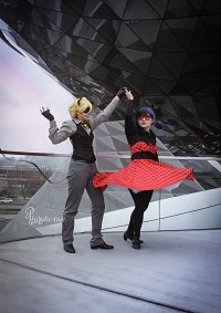 Cosplay-Cover: Cat Noir ~Ball Vers.~