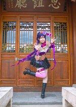 Cosplay-Cover: Nozomi Tojo ~China dress~