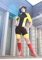 Cosplay-Cover: Araragi Karen ~Racing Outfit~