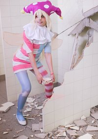 Cosplay-Cover: Clownpiece