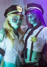Cosplay-Cover: Anarchy Stocking ~Polices Zombie~