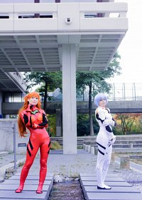 Cosplay-Cover: Rei Ayanami ~Plug Suit~