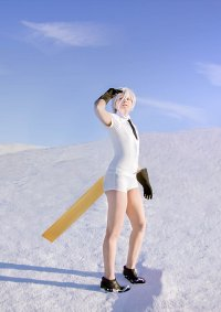 Cosplay-Cover: Antarcticite