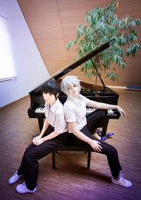Cosplay-Cover: kaworu