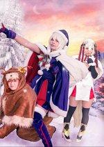 Cosplay-Cover: Aturia Alter ~Santa~