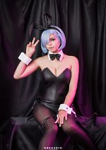Cosplay-Cover: Rem ~bunny~