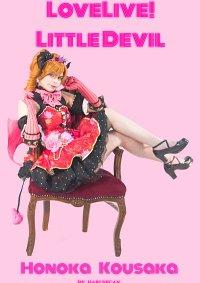 Cosplay-Cover: Kousaka Honoka  ~Little Devil~
