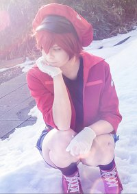 Cosplay-Cover: Red Blood Cell