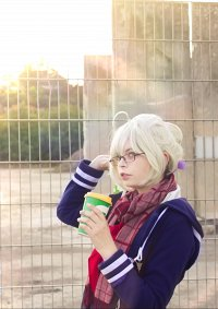 Cosplay-Cover: Mysterious Heroine X (Alter)